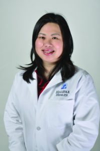Photo of Ginny Kwong, M.D., FAAFP,