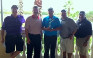 Winning Team of 42nd Annual Daytona International Speedway Pro-Am