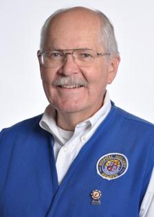 Bernd Schirmer, April 2016 Volunteer of the month