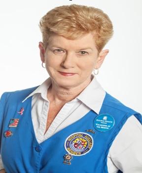 Sharon Blissett Named September 2016 Volunteer of the Month
