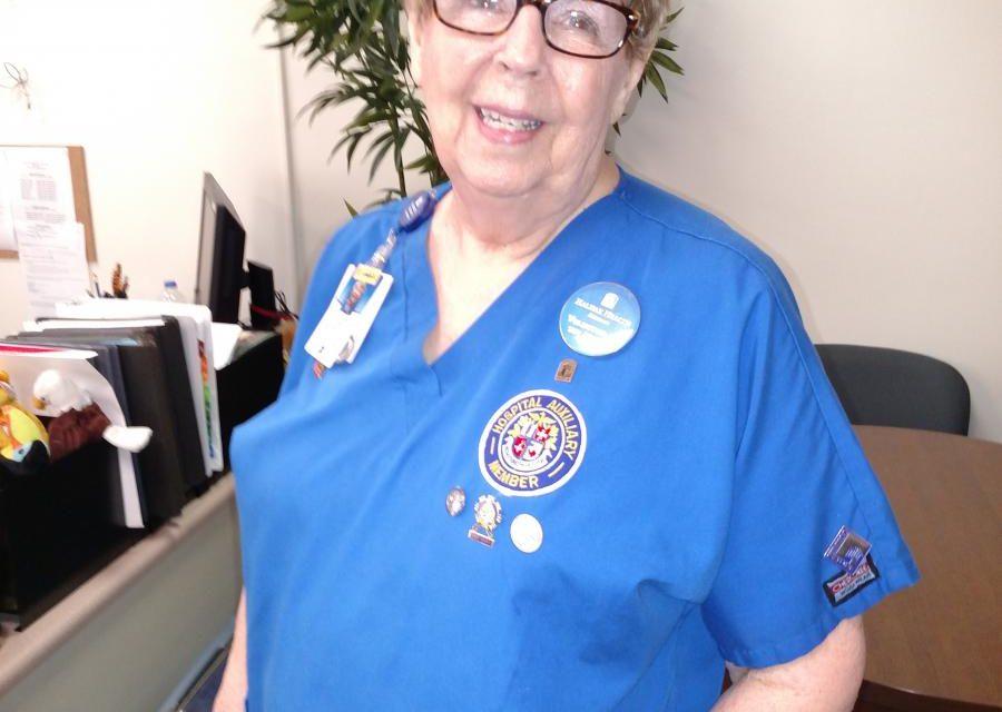 Karen Voll Named Halifax Health Volunteer for February 2017
