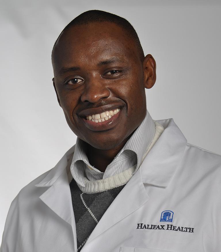 About Anthony Ombogo, MD