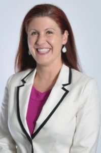 Picture of Serena Fisher, Organization and Development Manager for Halifax Health