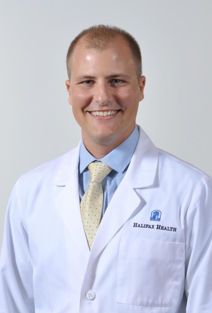 Picture of Anthony Stover, D.O. Halifax Health-Primary Care New Smyrna Beach