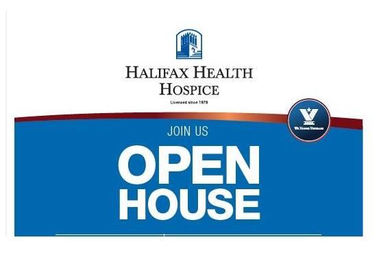 Halifax Health - Hospice, Open House