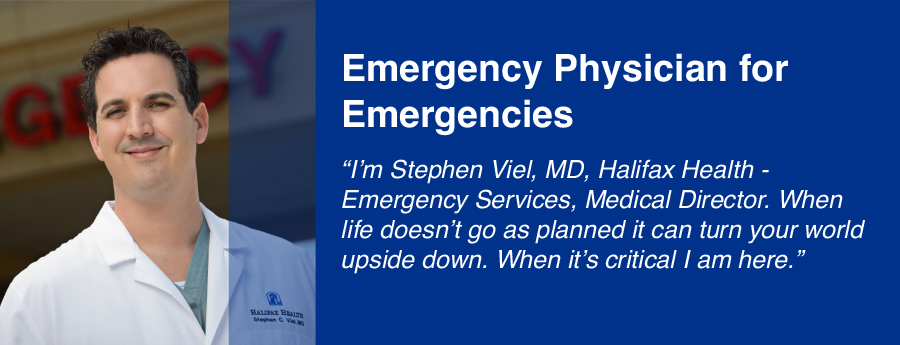 Emergency Physician for Emergencies