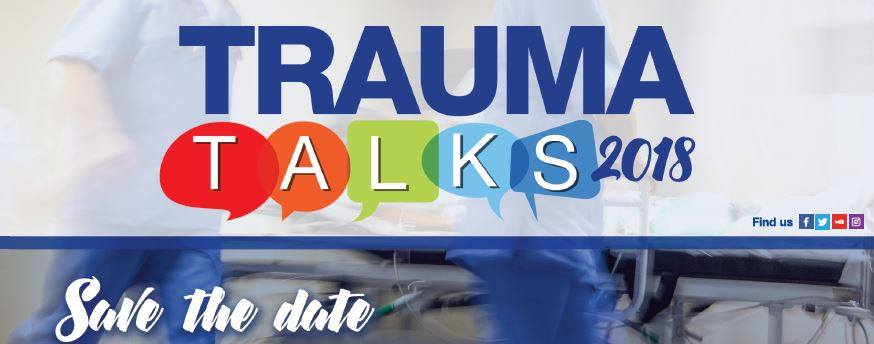 Trauma Talks 2018 Logo