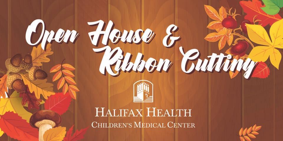 Halifax Health - Children's Medical Center Open House