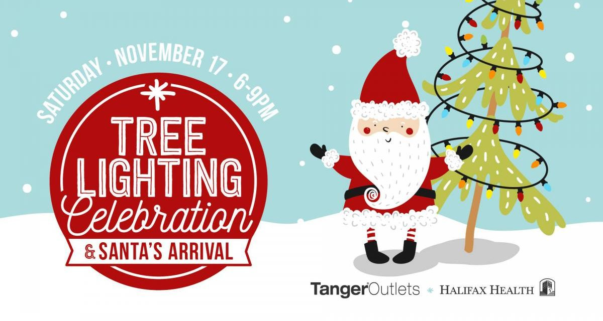 Tanger Outlets Christmas Tree Lighting