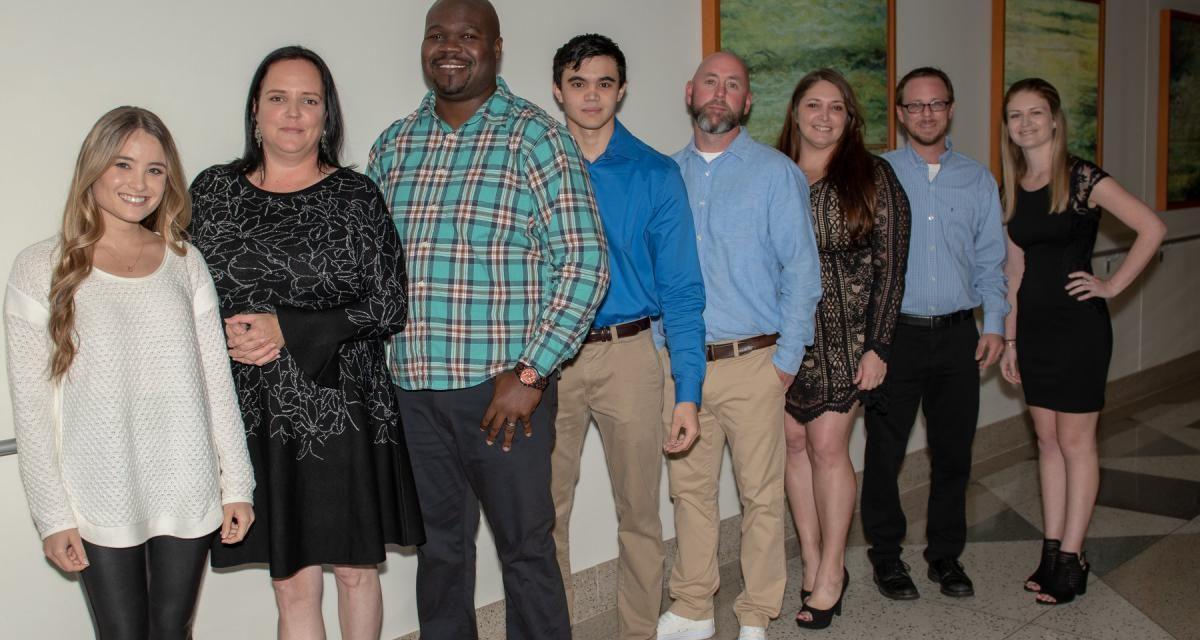 2018 Radiologic Technology Program Graduates