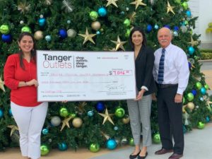 Tanger Outlets Daytona Beach Donates More than $7,000 to Halifax Health-Foundation