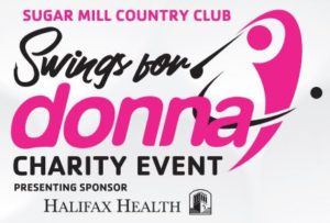 Halifax Health Named Title Sponsor of the Swings for DONNA Charity Event