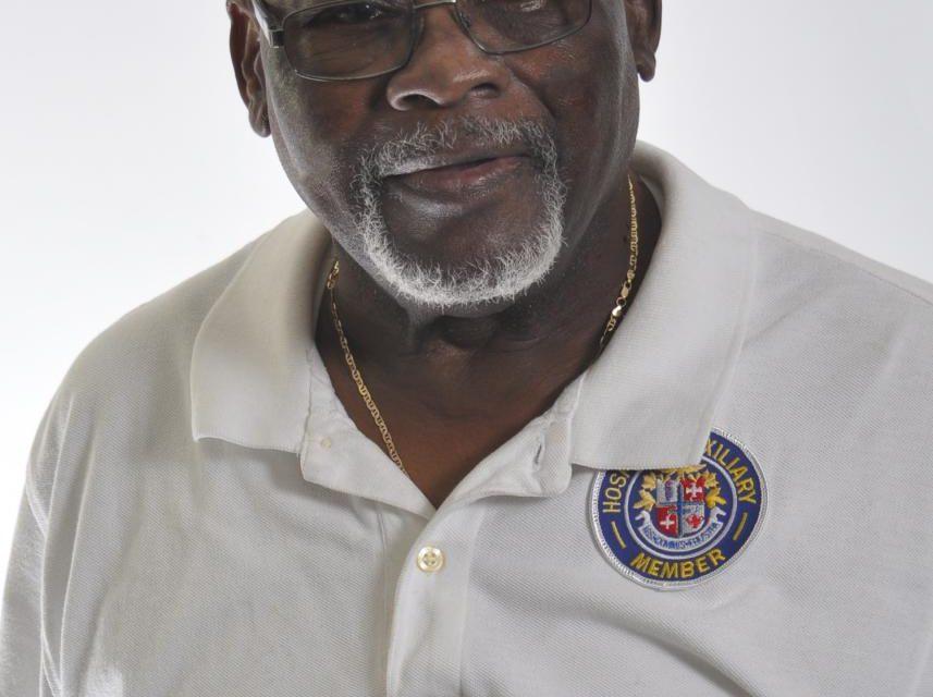 Albert Williams, Sr. named Volunteer of the month for February 2019