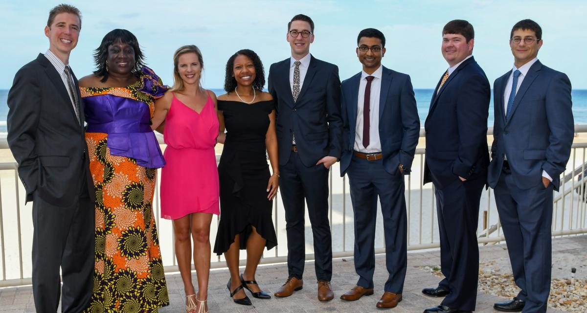 Members of the 46th Graduating Class of the Halifax Health - Family Medicine Residency Program