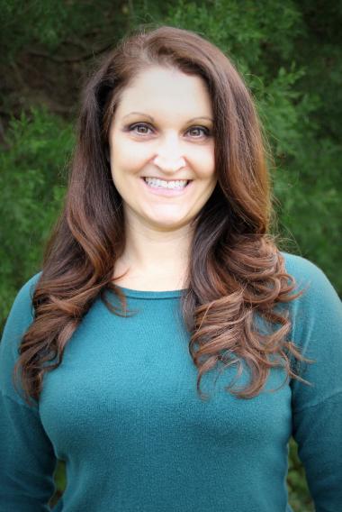 Ashley Perry, Oncology Navigator, Headshot
