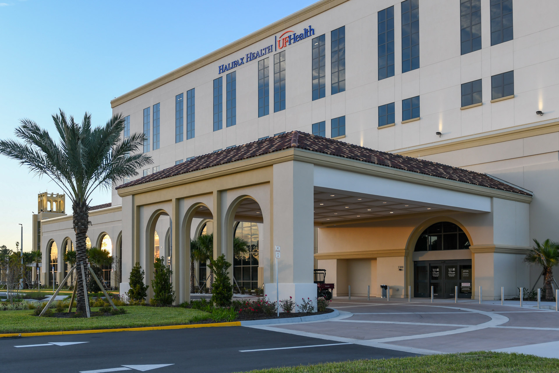 Image of outside the Medical Center of Deltona