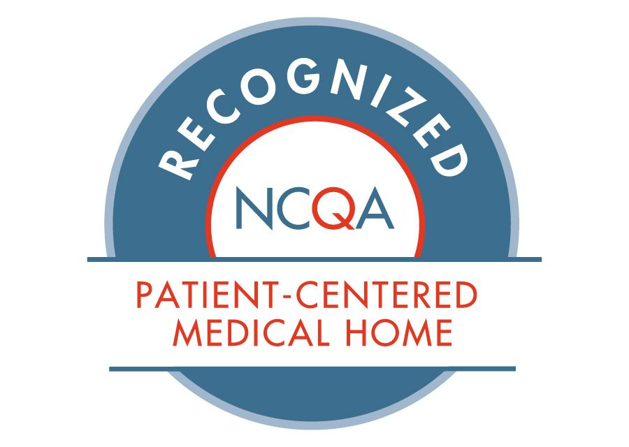 NCQA Patient-Centered Medical Home Recognition Logo