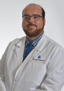 Headshot of Dr. Jason Hudgins