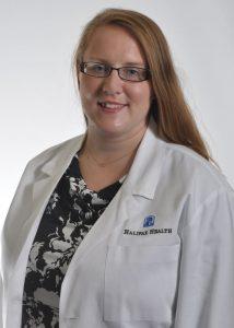 Headshot of Dr. Larissa Raymond