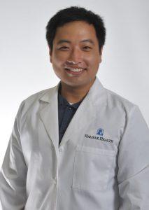 Headshot of Dr. Nathan Kim