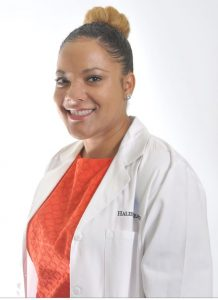 Headshot of Dr. Samantha LaQua