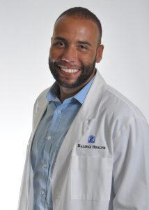 Headshot of Dr. Brandon Josh