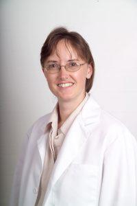 Headshot of Dr. Sandra Buchanan