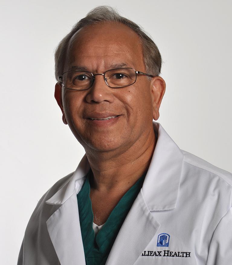 Headshot of Dr. Elioe Burgos
