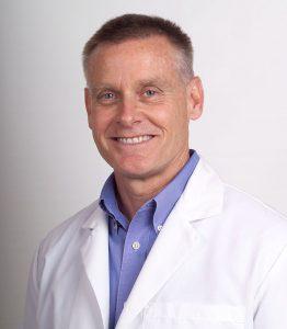 Headshot of Dr. Charles Burkett