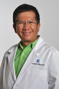 Headshot of Dr. Hung Doan