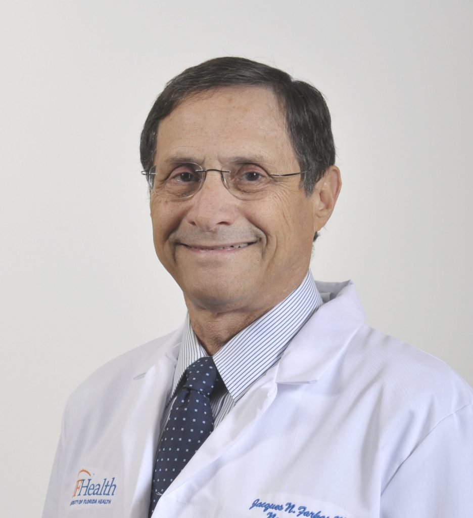 Headshot of Dr. Jacques Farkas