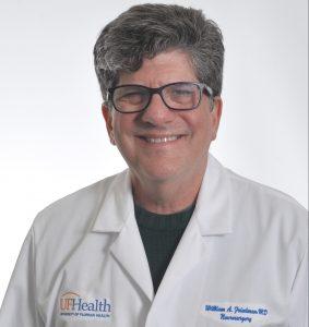 Headshot of Dr. William Friedman