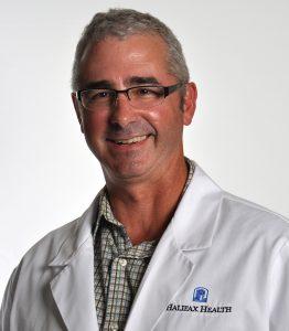 Headshot of Dr. Richard Gaines