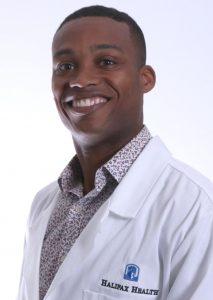 Headshot of Dr. Isaish Cochrane