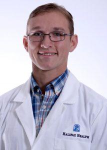 Headshot of Dr. Luke Babcock