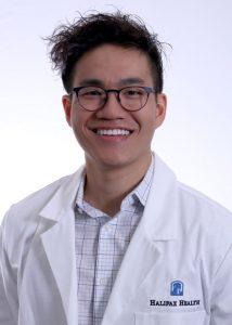 Headshot of Dr. Martin Tran