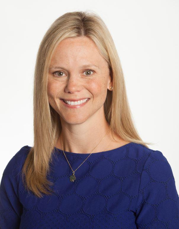 Headshot of Mary Jo Allen, Vice President & Chief Nursing Officer