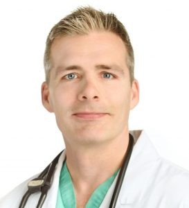Headshot of Dr. Stephen Minor