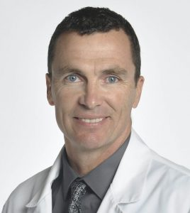 Headshot of Dr. Stephen A Nickisch