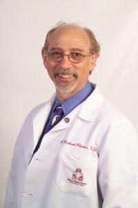 Headshot of Dr. Richard Rhodes