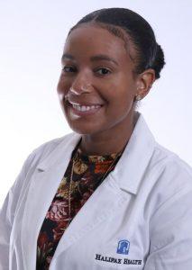 Headshot of Dr. Sachoya McDonald