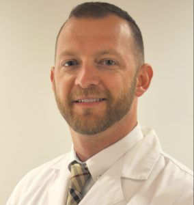 Headshot of Dr. Ryan Smith