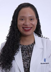 Headshot of Dr. Tierra Curry