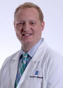 Headshot of Dr. Tyler Johnson