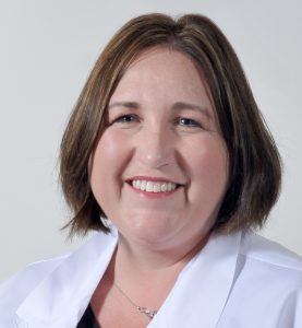Headshot of Dr. Melanie VanDemark