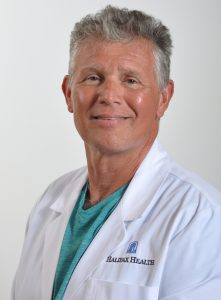 Headshot of Dr. Aubrey Shock