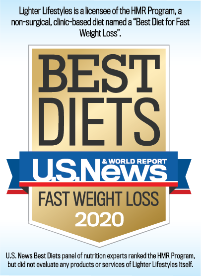 Lighter Lifestyles number one fast weight loss progam