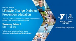 Image of Live Your Life Well Lifestyle Change Diabetes Prevention Education