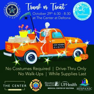 West Volusia Trunk or Treat Event