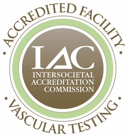 Image of the Intersocietal Accreditation Commission Logo
